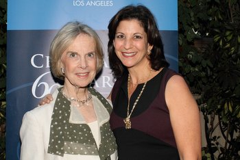 Heidi and Joyce Monkarsh