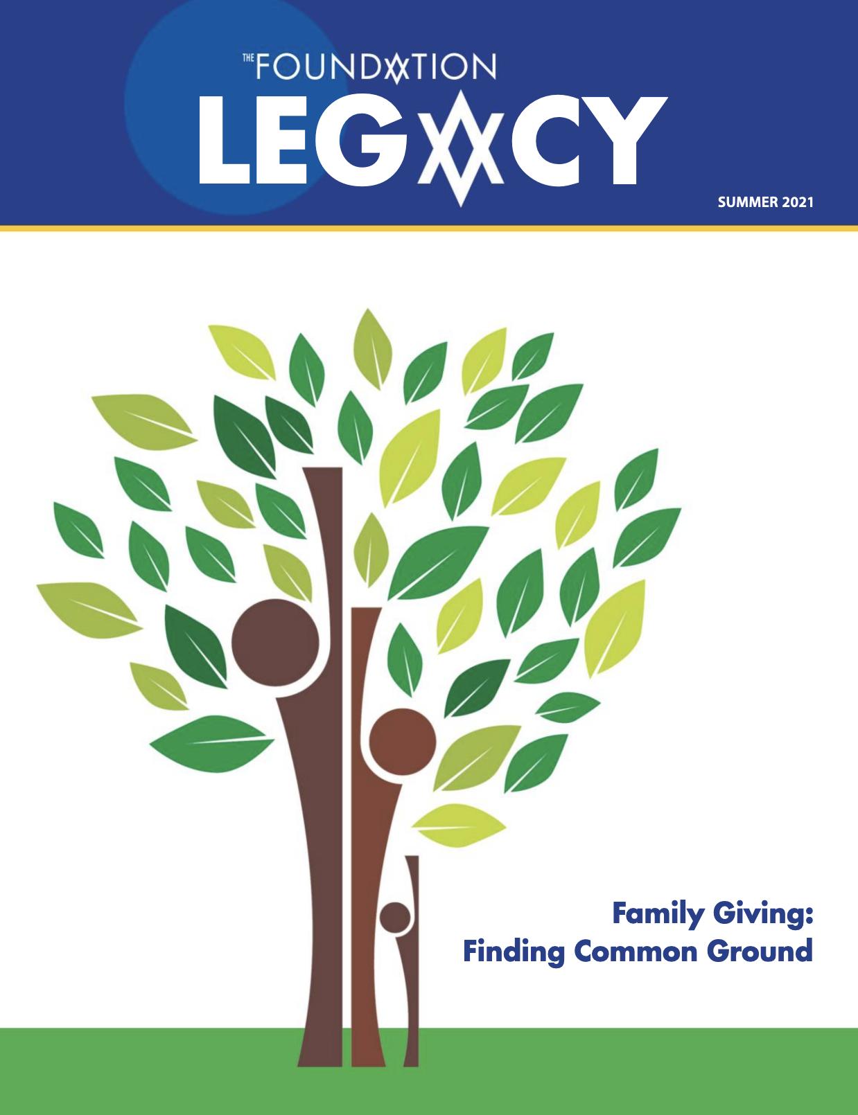 Legacy Magazine July 2021